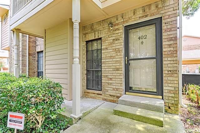 14333 Preston Road #402, Dallas, TX 75254 (MLS #14626791) :: United Real Estate