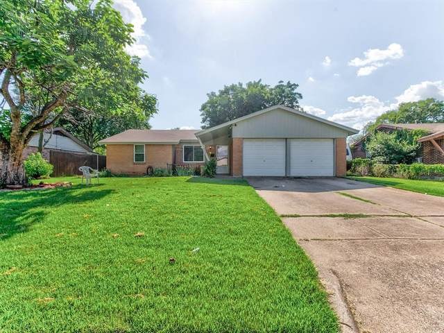 313 Mccurdy Street, Crowley, TX 76036 (MLS #14626794) :: The Mitchell Group