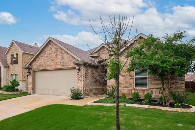 1021 Rose Garden Drive, Little Elm, TX 75068 (MLS #14626813) :: Feller Realty