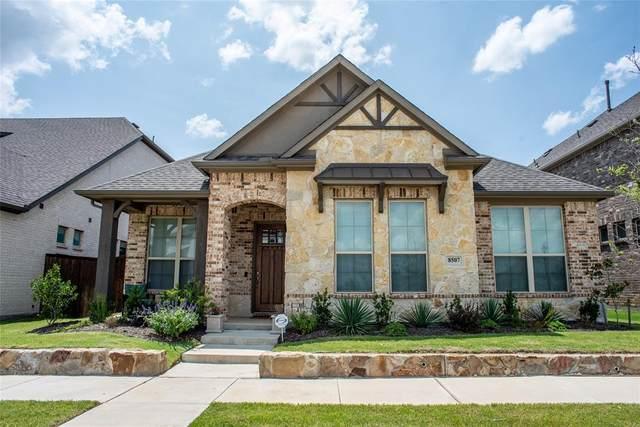 8507 Bronzegate Trail, Frisco, TX 75034 (MLS #14626821) :: Feller Realty
