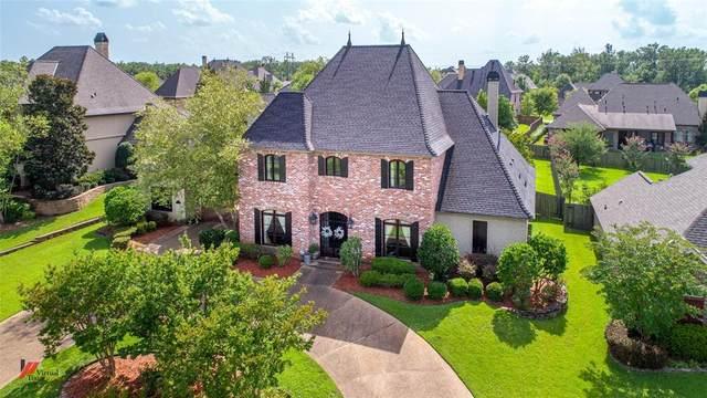 11056 Gabriels Path, Shreveport, LA 71106 (MLS #14626824) :: Frankie Arthur Real Estate