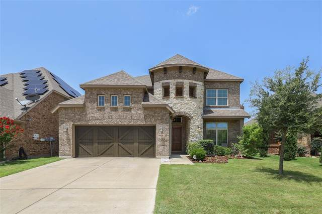 9329 Shoveler Trail, Fort Worth, TX 76118 (MLS #14626829) :: Rafter H Realty