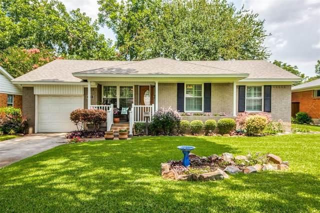 622 Lockwood Drive, Richardson, TX 75080 (MLS #14626841) :: Real Estate By Design