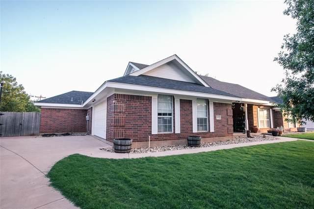 5001 Crystal Creek, Abilene, TX 79606 (MLS #14626844) :: The Mauelshagen Group