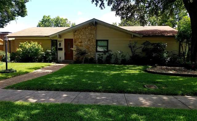 907 Pinecrest Drive, Richardson, TX 75080 (MLS #14626848) :: The Mauelshagen Group