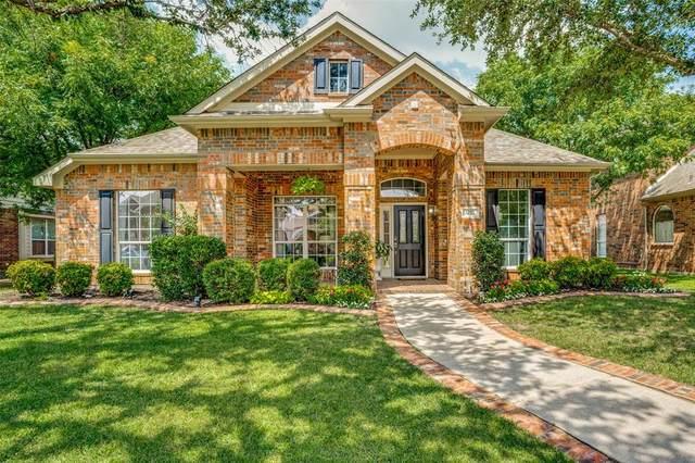 1721 Long Prairie Road, Allen, TX 75002 (MLS #14626851) :: Rafter H Realty