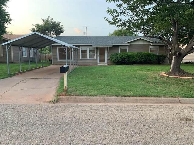 4710 Edgemont, Abilene, TX 79606 (MLS #14626870) :: The Mauelshagen Group
