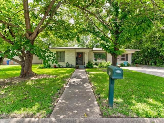 122 Kessler Drive, Granbury, TX 76048 (MLS #14626873) :: Real Estate By Design