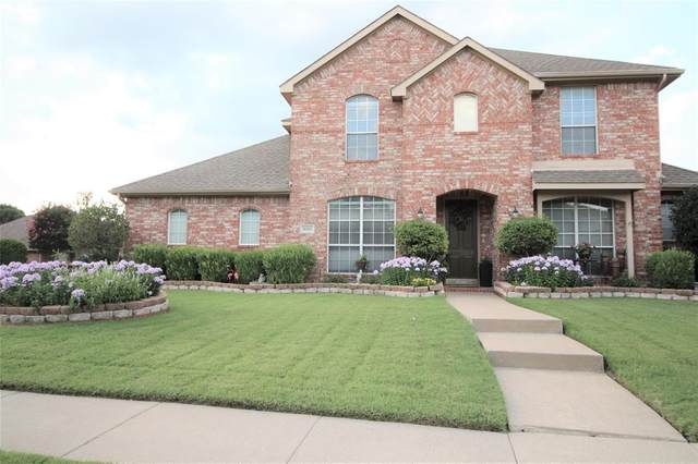8101 Freeman Drive, Rowlett, TX 75089 (MLS #14626896) :: The Mauelshagen Group