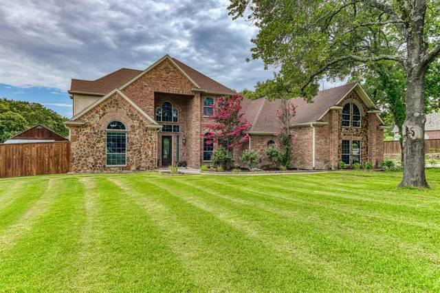 101 Woodside Court, Weatherford, TX 76087 (MLS #14626897) :: Real Estate By Design