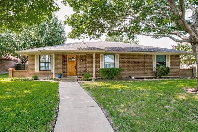 516 Davis Drive, Desoto, TX 75115 (MLS #14626898) :: The Daniel Team