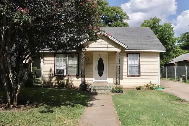 514 Ogden Avenue, Cockrell Hill, TX 75211 (MLS #14626908) :: Real Estate By Design