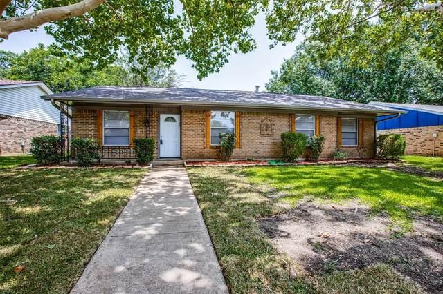 710 Palm Avenue, Duncanville, TX 75116 (MLS #14626909) :: Real Estate By Design