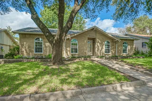 6305 Alta Oaks Drive, Garland, TX 75043 (MLS #14626916) :: The Daniel Team