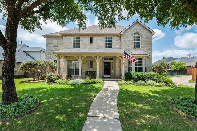 3405 Fallbrook Drive, Sunnyvale, TX 75182 (MLS #14626922) :: Rafter H Realty