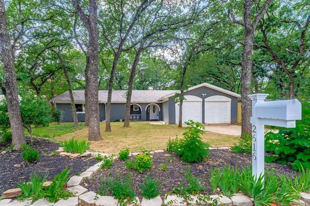 2616 Tanglewood Drive, Grapevine, TX 76051 (MLS #14626958) :: Wood Real Estate Group