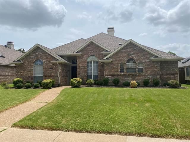 1312 Black Oak Drive, Carrollton, TX 75007 (MLS #14626960) :: Wood Real Estate Group