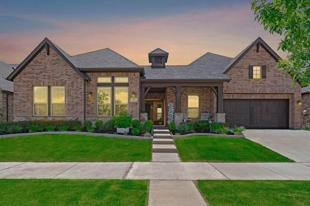 213 Waterside Drive, Argyle, TX 76226 (MLS #14626963) :: Real Estate By Design