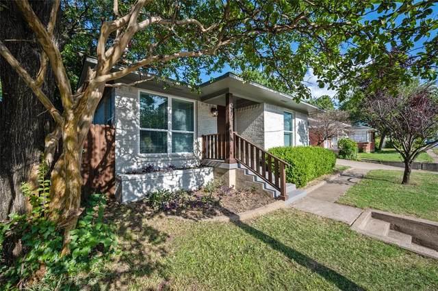 206 S Hampton Road, Dallas, TX 75208 (MLS #14626976) :: Wood Real Estate Group