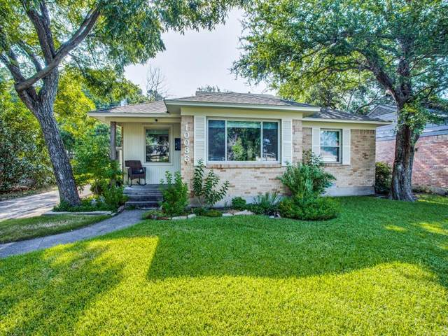 10036 Lingo Lane, Dallas, TX 75228 (MLS #14626982) :: Rafter H Realty