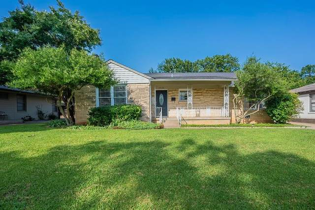 3933 Weyburn Drive, Fort Worth, TX 76109 (MLS #14627001) :: Wood Real Estate Group