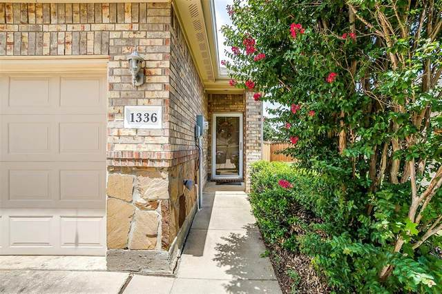 1336 Piedmont Drive, Mansfield, TX 76063 (MLS #14627022) :: Real Estate By Design
