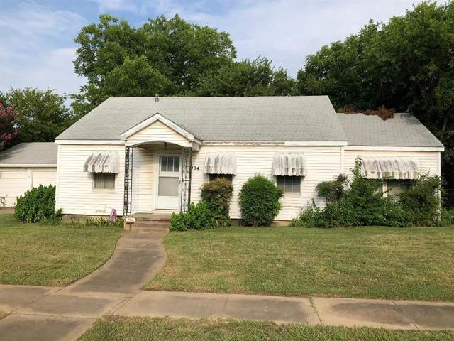 904 4th Avenue, Mineral Wells, TX 76067 (MLS #14627030) :: Wood Real Estate Group
