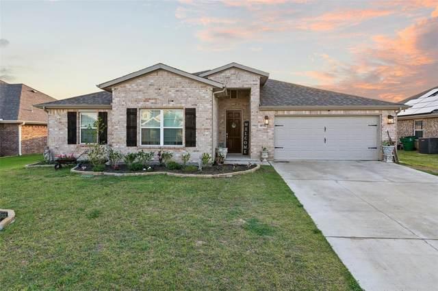 4014 Kensington Drive, Sanger, TX 76266 (MLS #14627031) :: The Mauelshagen Group