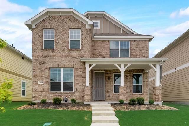 2313 Telfair Way, Aubrey, TX 76227 (MLS #14627038) :: Wood Real Estate Group