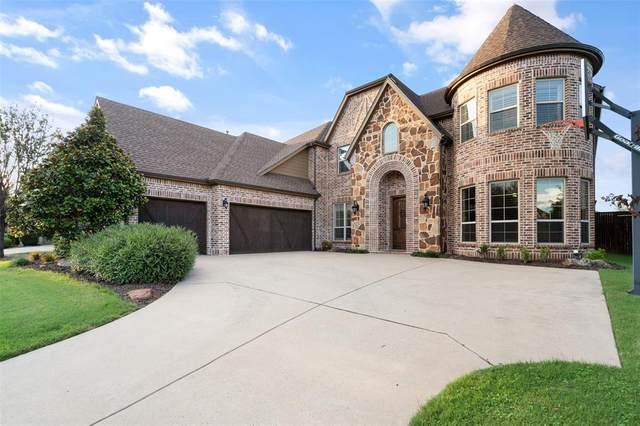 15148 Bardwell Lane, Frisco, TX 75035 (MLS #14627045) :: Wood Real Estate Group