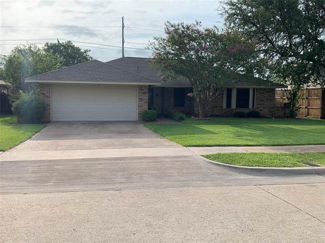 1877 Cliff View Drive, Lewisville, TX 75077 (MLS #14627046) :: Rafter H Realty