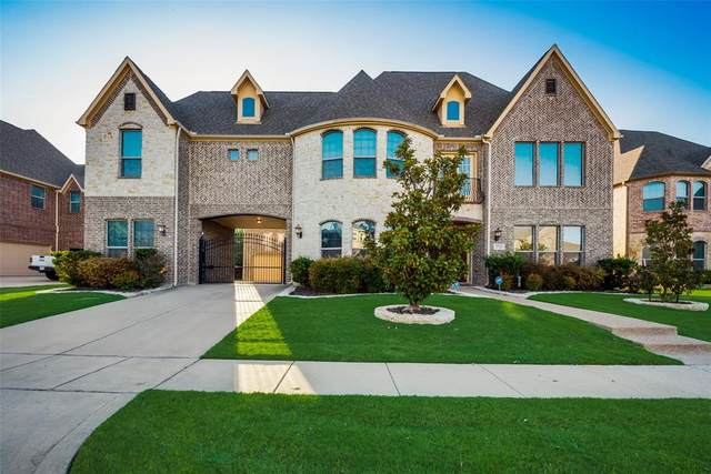 2712 Portside Drive, Grand Prairie, TX 75054 (MLS #14627051) :: The Mauelshagen Group