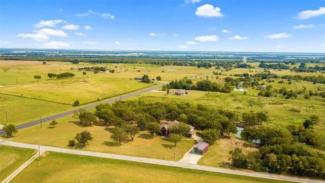 135 Kirkpatrick Road, Ennis, TX 75119 (MLS #14627054) :: EXIT Realty Elite
