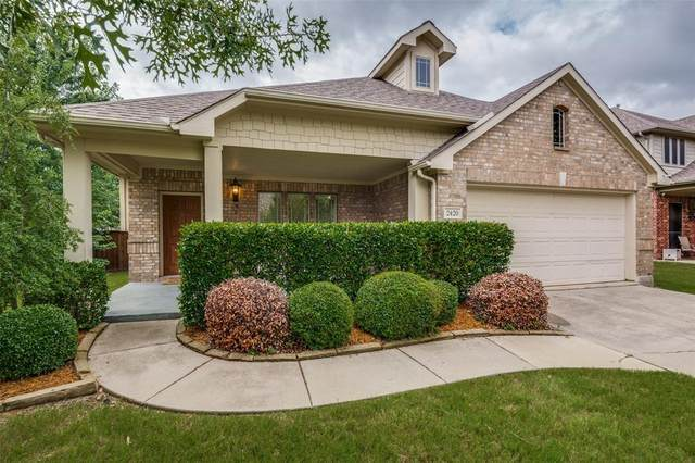 2420 Northwind Drive, Little Elm, TX 75068 (MLS #14627055) :: Front Real Estate Co.