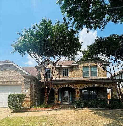 4707 Hatton Drive, Grand Prairie, TX 75052 (MLS #14627073) :: EXIT Realty Elite