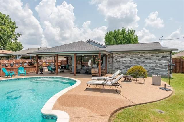 6705 Whitley Road, Watauga, TX 76148 (MLS #14627074) :: Real Estate By Design