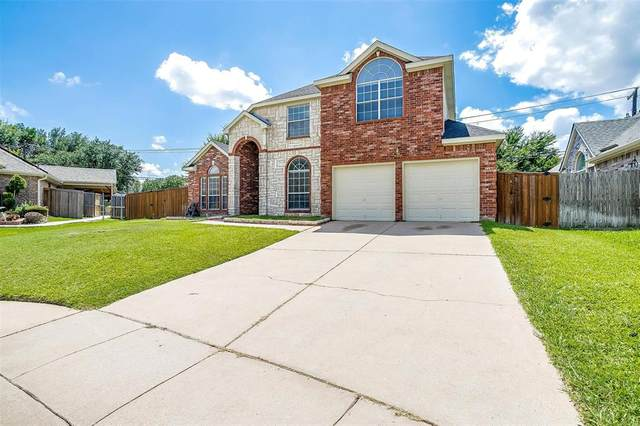 4327 Linda Kay Lane, Grand Prairie, TX 75052 (MLS #14627091) :: Wood Real Estate Group