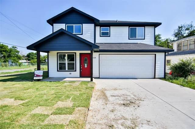 1128 E Richmond Avenue, Fort Worth, TX 76104 (MLS #14627101) :: Real Estate By Design
