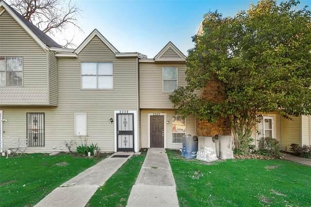 2243 Aspen Drive, Dallas, TX 75227 (MLS #14627120) :: VIVO Realty