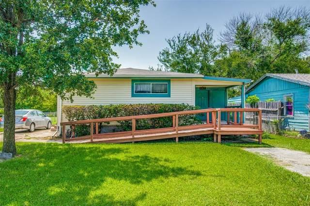 551 Pleasant Oaks Drive, Dallas, TX 75217 (MLS #14627123) :: Wood Real Estate Group