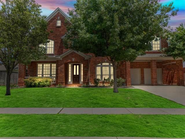 4764 Edenwood Drive, Fort Worth, TX 76123 (MLS #14627145) :: Real Estate By Design