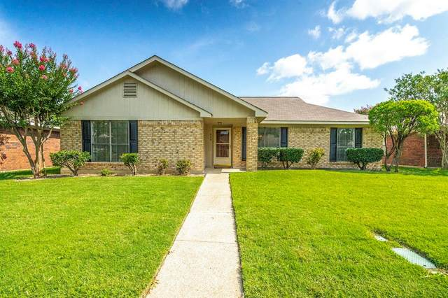 624 Johnson Drive, Coppell, TX 75019 (MLS #14627183) :: Wood Real Estate Group