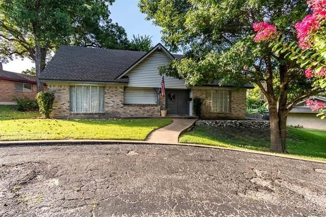 309 Woodlawn Drive, Desoto, TX 75115 (MLS #14627191) :: Robbins Real Estate Group