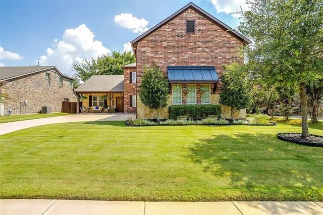2702 Stonebriar Court, Arlington, TX 76001 (MLS #14627205) :: Real Estate By Design
