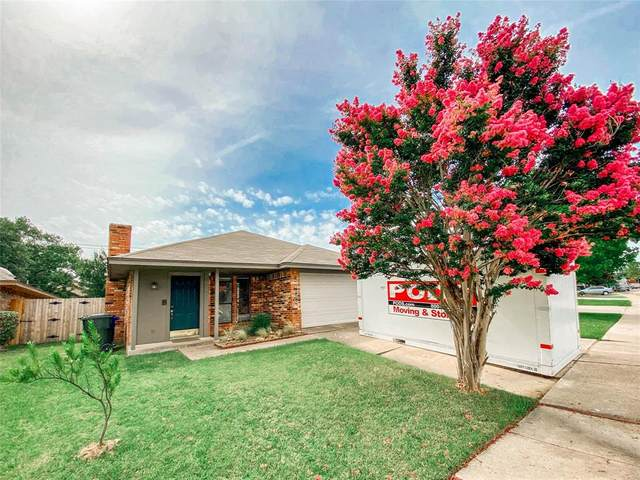 3706 Roussillon Drive, Carrollton, TX 75007 (MLS #14627212) :: The Property Guys