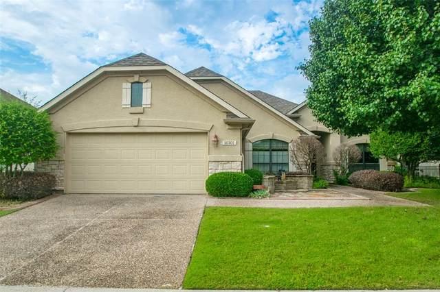10101 Soriano Street, Denton, TX 76207 (MLS #14627224) :: The Mauelshagen Group