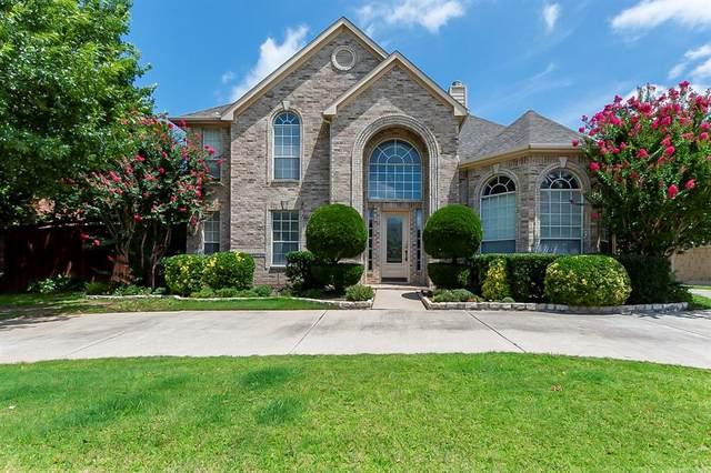 2700 Lake Flower Drive, Flower Mound, TX 75022 (MLS #14627238) :: Wood Real Estate Group