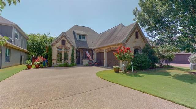 158 Links Lane, Aledo, TX 76008 (MLS #14627248) :: Real Estate By Design