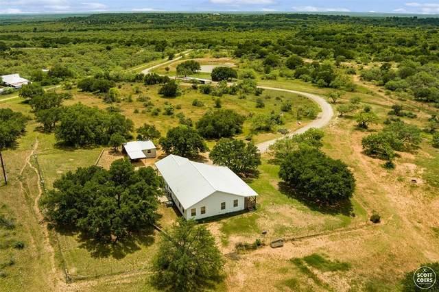 11001 County Road 228, Brownwood, TX 76801 (MLS #14627252) :: The Tierny Jordan Network