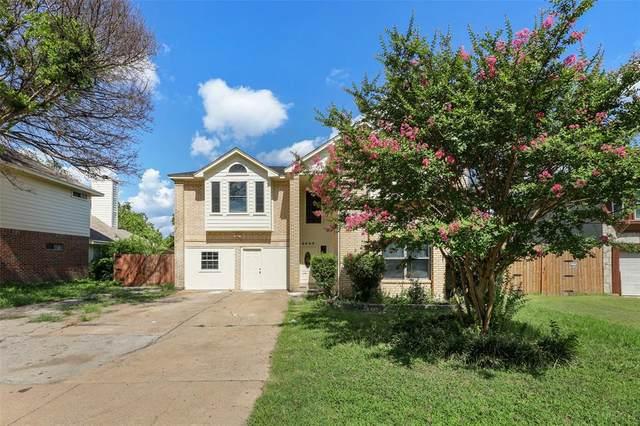 6409 Meadow Glen Drive, Arlington, TX 76018 (MLS #14627258) :: Wood Real Estate Group